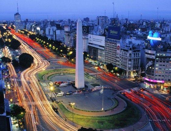 Avenue Nueve de Julio